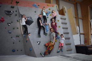 Kinderkurs - Bouldern Ansbach